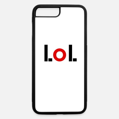 LOL Design with a little bit of red - iPhone 7 & 8 Plus Case