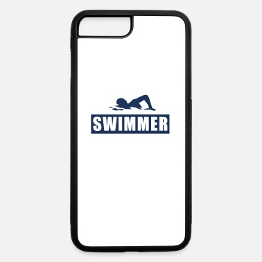 Swim Swim Swim Swim Swim - iPhone 7 & 8 Plus Case
