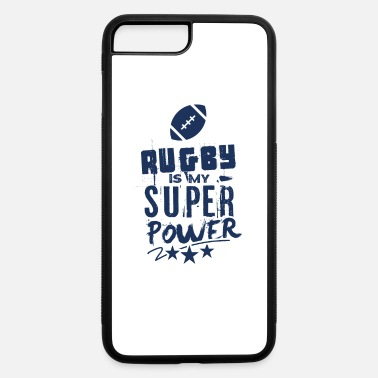 Rugby Rugby Rugby Rugby - iPhone 7 & 8 Plus Case
