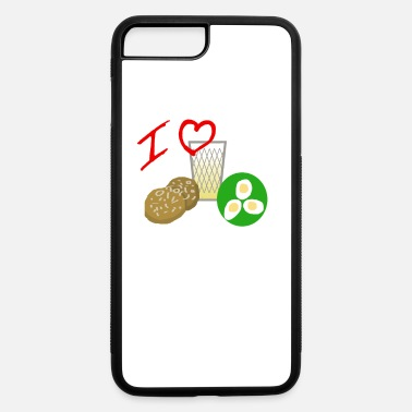 Handkaes I LOVE Hessisch Threefold - iPhone 7 & 8 Plus Case