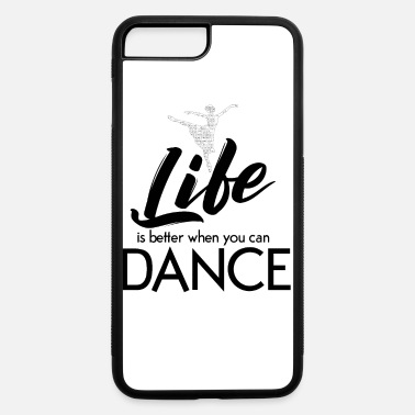 Dance Couple Ballerina Dancing Heartbeat Ballet - iPhone 7 & 8 Plus Case