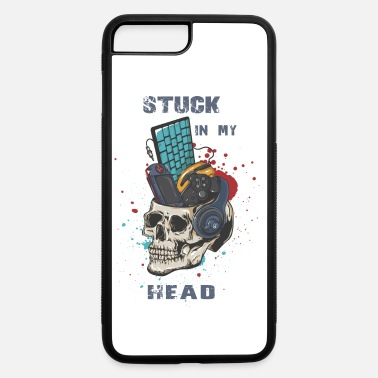 Geek Stuck In My Head - iPhone 7 & 8 Plus Case