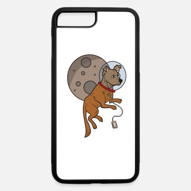 Dog Space Music Astronaut Planet Funny - iPhone 7 & 8 Plus Case