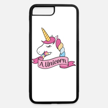 Binky Fairy Pacifier Fairy Gift Idea: Unicorn Took My Paci Away - iPhone 7 & 8 Plus Case