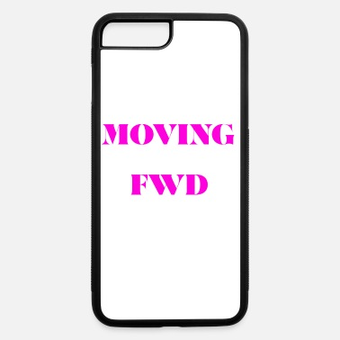 Printing MOVING FWD (PRINT PRINT) - iPhone 7 & 8 Plus Case