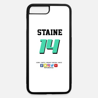 Jersey Number Jersey Number - iPhone 7 Plus/8 Plus Rubber Case