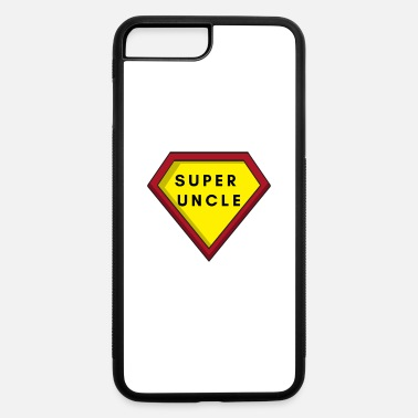 Uncle super uncle - gift idea - iPhone 7 & 8 Plus Case