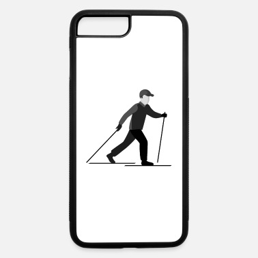 Ski Binding Ski - iPhone 7 & 8 Plus Case