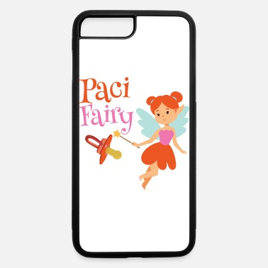 Binky Fairy Paci Fairy: Cute Pacifier Fairy Shirt for Girls - iPhone 7 & 8 Plus Case