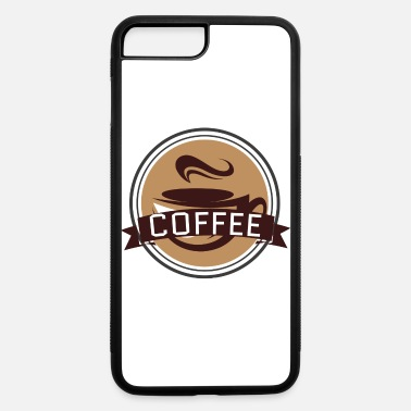 Coffee Coffee drink lover bean society man - iPhone 7 & 8 Plus Case