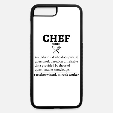 Chef Chef Definition - iPhone 7 & 8 Plus Case
