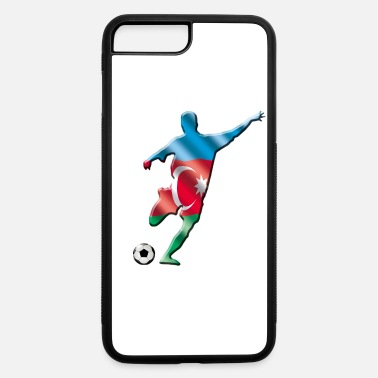 Azerbaijan Azerbaijan - iPhone 7 Plus/8 Plus Rubber Case