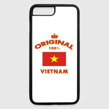 Hanoi Vietnam 100% Original - iPhone 7 Plus/8 Plus Rubber Case