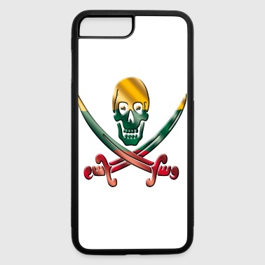 Lithuania - iPhone 7 Plus/8 Plus Rubber Case