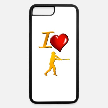 Baseball Baseball - iPhone 7 Plus/8 Plus Rubber Case