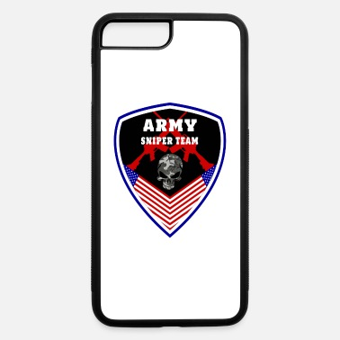 Army Sniper Army Sniper Team / Gift Flag - iPhone 7 & 8 Plus Case
