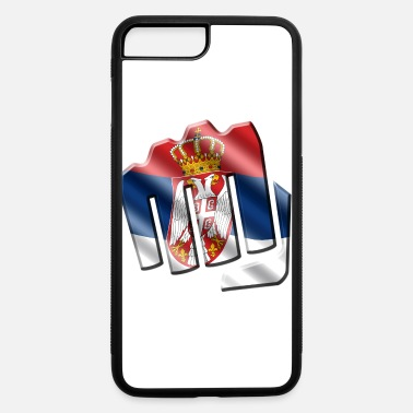 Serbia Serbia - iPhone 7 Plus/8 Plus Rubber Case