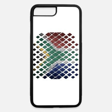 South Africa South Africa - iPhone 7 Plus/8 Plus Rubber Case