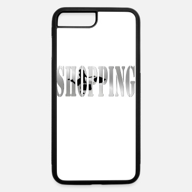 Shops Shopping - iPhone 7 Plus/8 Plus Rubber Case
