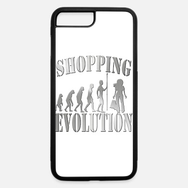 Shopping Shopping - iPhone 7 Plus/8 Plus Rubber Case
