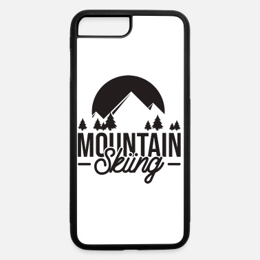 Ski Area Mountain Skiing ski gift alpine area vacation - iPhone 7 & 8 Plus Case