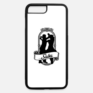 Dance Salsa Dancing Pair Dance Move Black Cool Gift - iPhone 7 & 8 Plus Case
