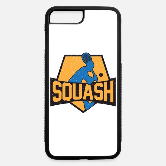 Squash iPhone Cases - Squash - iPhone 7 & 8 Plus Case white/black