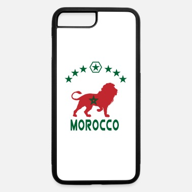 Morocco Morocco Lions Design - iPhone 7 & 8 Plus Case