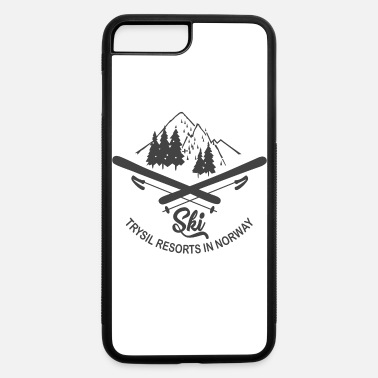 Resorts Ski Trysil Resorts in Norway - iPhone 7 & 8 Plus Case