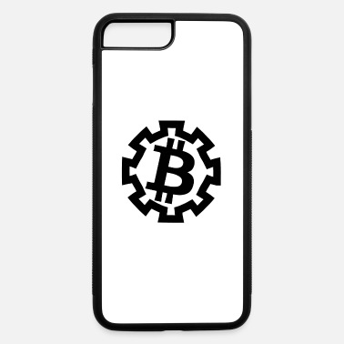 Pay Bitcoin design - iPhone 7 & 8 Plus Case