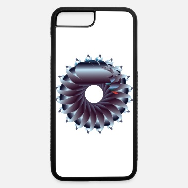 Fun DESIGNER'S GALAXY'S - iPhone 7 & 8 Plus Case