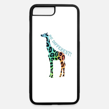 be different - iPhone 7 & 8 Plus Case