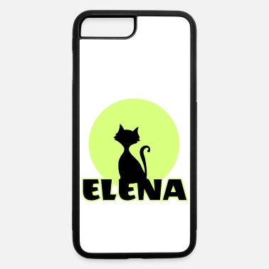 Name Day Elena Name day first name personal gift moonlight - iPhone 7 & 8 Plus Case