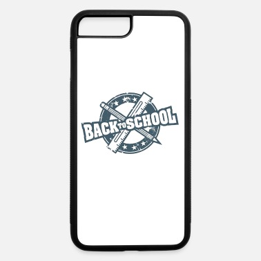 Back To School Back To School - iPhone 7 Plus/8 Plus Rubber Case