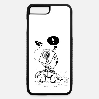 INKTOBER 2017 05 - iPhone 7 Plus/8 Plus Rubber Case