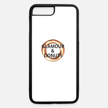 Glamour Glamour and Donuts - iPhone 7 Plus/8 Plus Rubber Case