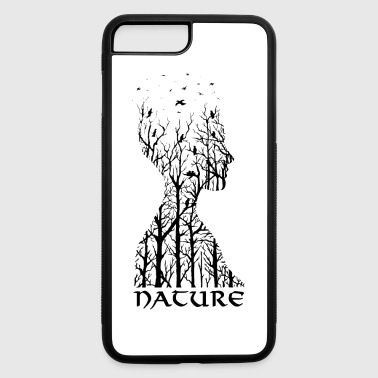 Nature Spirit - iPhone 7 Plus/8 Plus Rubber Case