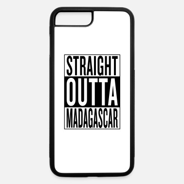 Home Town Land Country State Madagascar - iPhone 7 & 8 Plus Case