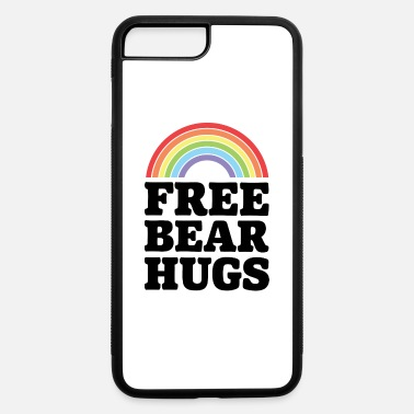 Free Bear Hugs Free Bear Hugs - iPhone 7 & 8 Plus Case