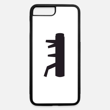 Wing Chun The Secret of the WING CHUN Dummy - iPhone 7 & 8 Plus Case