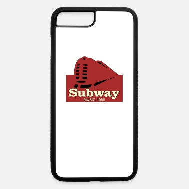 Subway Subway Music 1955 - iPhone 7 & 8 Plus Case