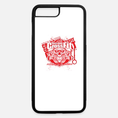 Crossfit Geelong Crossfit - iPhone 7 Plus/8 Plus Rubber Case