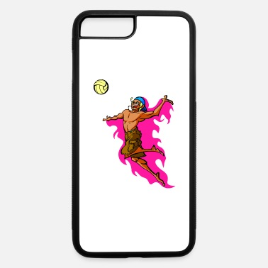 Beach Volleyball anime beach volleyball - iPhone 7 Plus/8 Plus Rubber Case