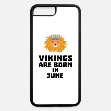 Barbarian Lion Vikings are born in June Sni2i - iPhone 7 & 8 Plus Case