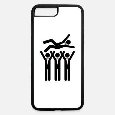 Stag Hen Party A Stag Party - iPhone 7 & 8 Plus Case