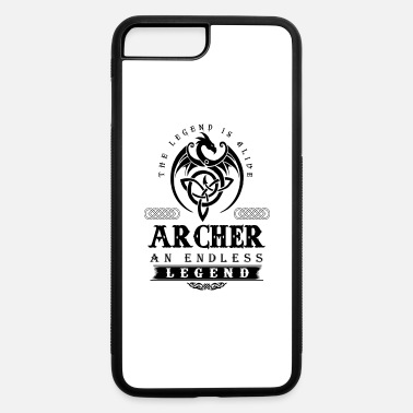Archer ARCHER - iPhone 7 Plus/8 Plus Rubber Case