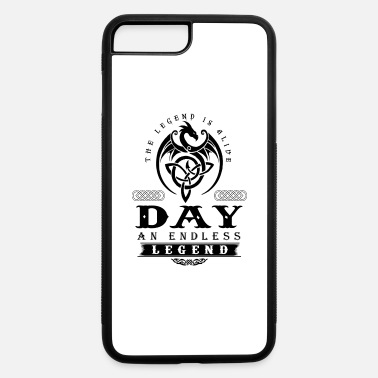Day DAY - iPhone 7 Plus/8 Plus Rubber Case