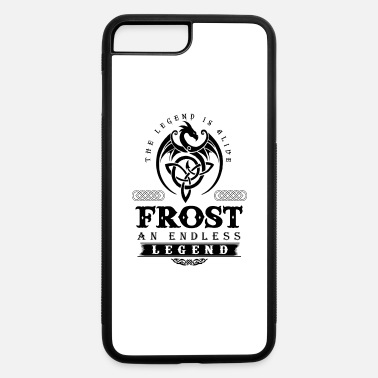 Frost FROST - iPhone 7 Plus/8 Plus Rubber Case
