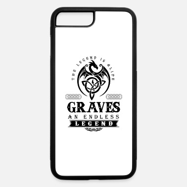 Grave GRAVES - iPhone 7 & 8 Plus Case