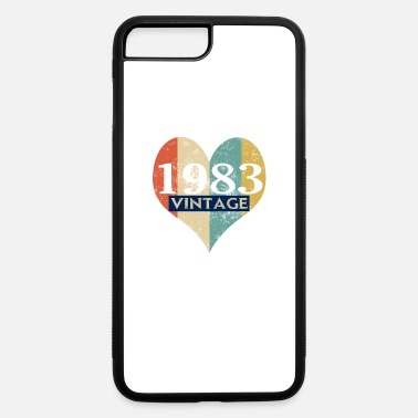 October 1983 Vintage 1983 Retro - iPhone 7 & 8 Plus Case